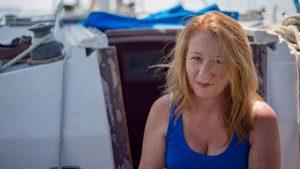 Tanya C. Reed aboard s/v Jacie Sails